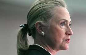 Hillary Clinton's Withering Stare Begins Early Campaign for 2016