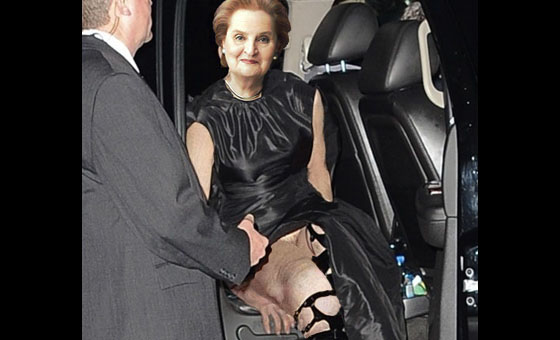 Reductress - Madeleine Albright
