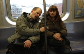 Reductress - Creepy Men on Subway
