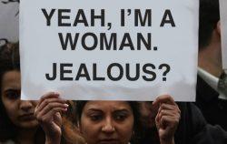 Woman Reclaim the Epithet, 'Woman'