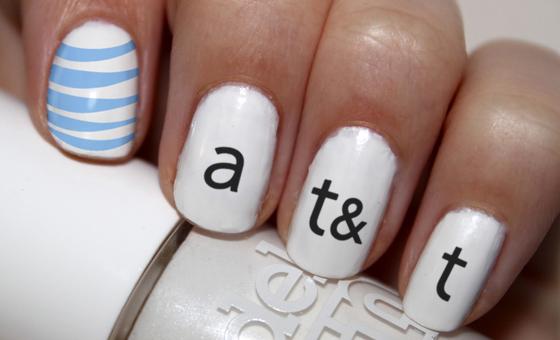 Reductress - ATT Nail Art