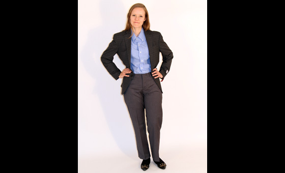 Reductress - Business Suit