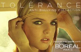 B'Oréal Launches Line of Anti-Bullying Makeup for Young Girls