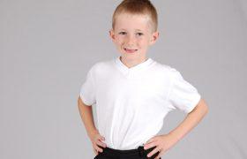tap dancing boy