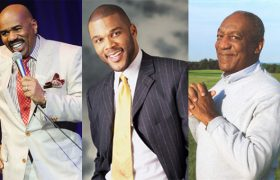 Tyler Perry, Steve Harvey, Bill Cosby Form Charity to Teach Black Women How to Behave