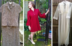 The Five Best Etsy Dresses That Someone Totally Died In