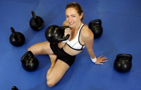 Local Woman Begins 17-Day Obsession With Kettlebells