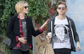 "Evan Rachel Wood Reveals Latest WACKY Celeb Baby Name: ""Steve"""