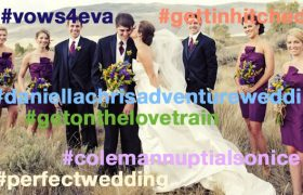 Choosing the Perfect Hashtag for Your Wedding