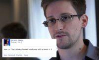 Edward Snowden Obama