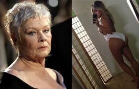 Judi Dench Writes Heartfelt Letter To Kim Kardashian's Butt