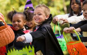 Five Ways Your Child Might Die This Halloween