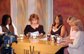 "Rumors Started On <em>The View</em> Are ""Baseless Garbage"" Says Cast of <em>The View</em>"