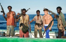 Bieber Caught on Tape Hijacking a Ship with Somali Pirates