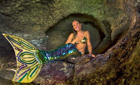 real-life-mermaid