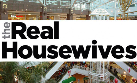 real housewives mall