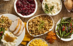 thanksgiving side dishes racist grandma