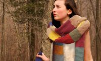 weird scarves
