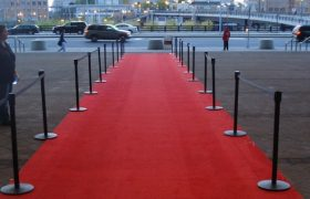 Red Carpet Receives Brazilian Wax For Oscar Sunday