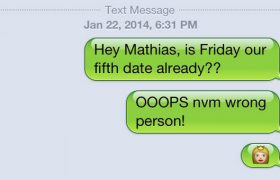 "5 Text Messages to ""Accidentally"" Send Your Ex"