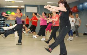Zumba Attendance Rises Due to Olympics-Induced Shame