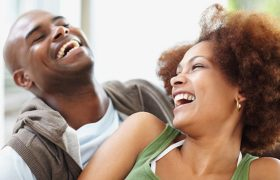Support Your Man with These 8 Fake Laughs