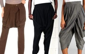 Drop-Dead Sexy Drop-Crotch Pants That Will Accommodate Any Adult Diaper