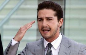 Shia LaBeouf Plagiarizes Ellen Page's Coming Out Speech