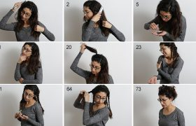 Make Your Curly Hair Straight, Then Curly, Then Straight Again