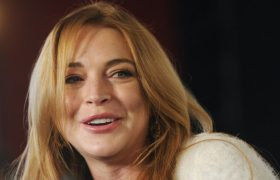 Lindsay Lohan is New Official Spokeswoman for Miscarriage Awareness