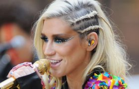 Sober Kesha Promises She's Still A Fun Sloppy Mess