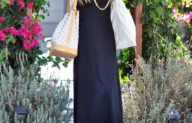 Cute Maxi Dresses for Your Maxi Pad