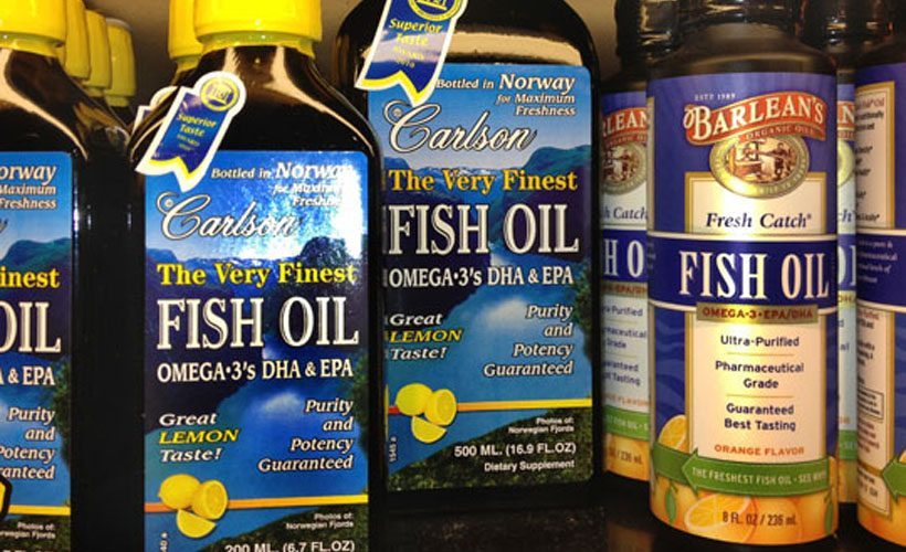 Fish Oil - Reductress