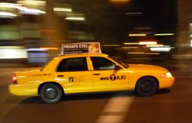Couple Warned Against Living Together by Cab Driver
