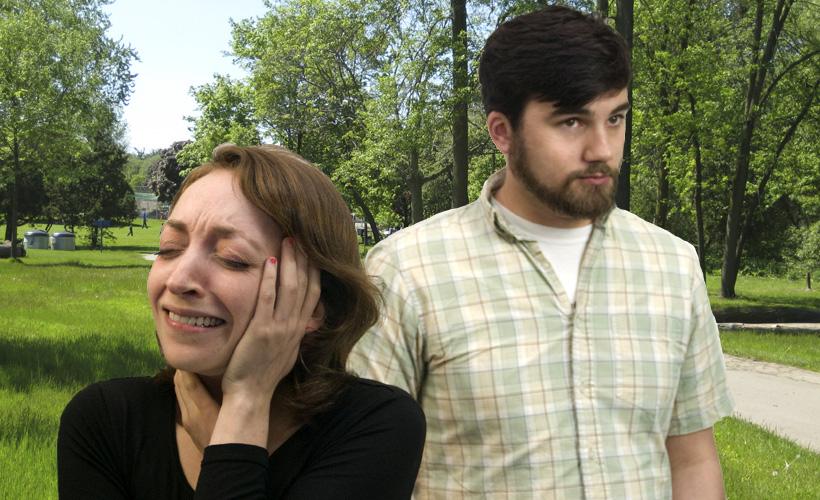 American girl dating muslim man