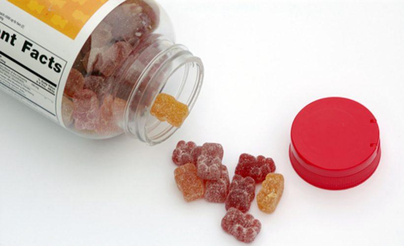 vitamin gummies - reductress