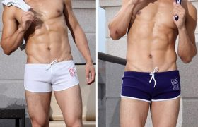 How to Wear Short Shorts with the Confidence of a Gay Man