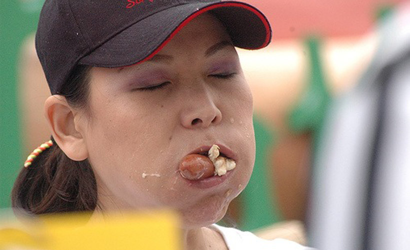 hot dog - reductress
