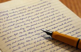 handwritten letter - reductress