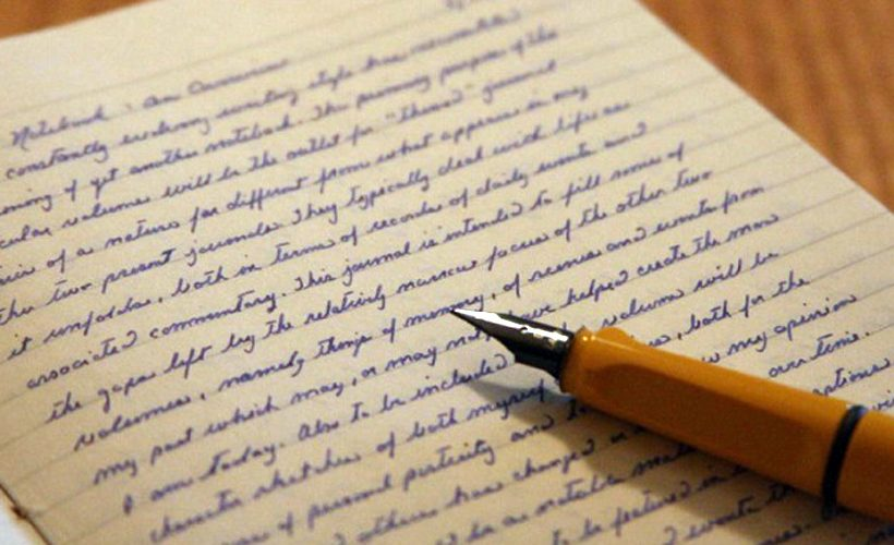 handwritten letter - reductress
