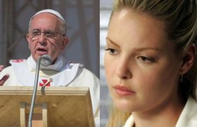 "Pope Calls Katherine Heigl a ""Horror to Work With"""