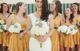 Turn your Old Bridesmaid Dresses into Smoldering Piles of Ash
