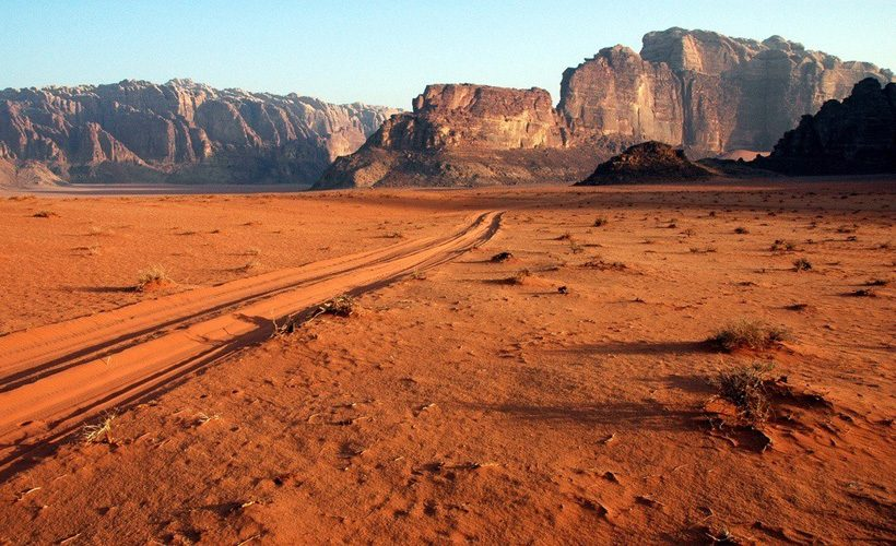 Desert - Reductress