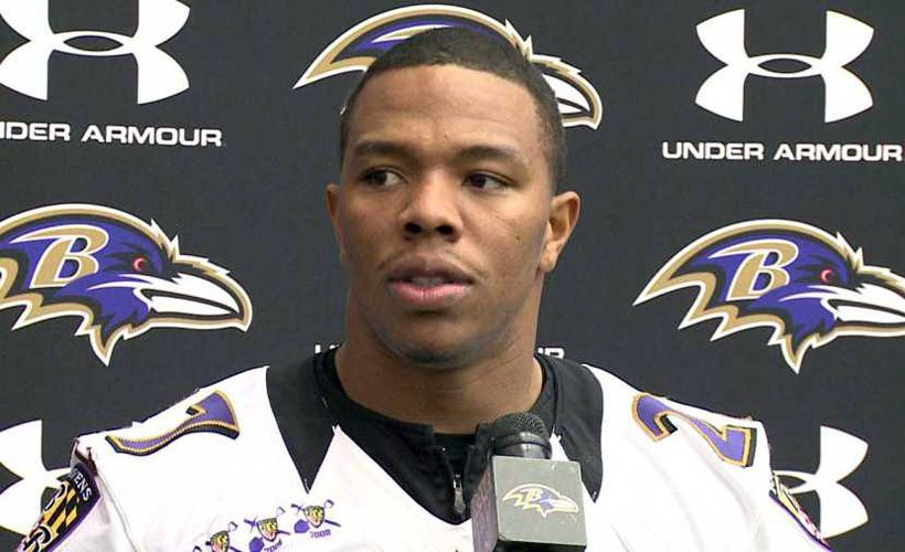 Ray Rice NFL - Reductress