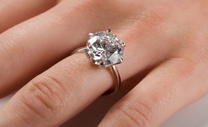 Reductress The 5 BestTasting Engagement Rings