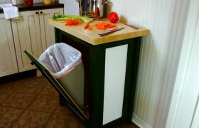 How to De-clutter Your Garbage Can