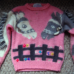 horse sweater2 this one is way more awesome