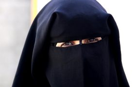 Nobody Can See Me Appropriating Other Cultures from Under This Burka!