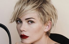 Pictures of Short Haircuts That are Just Michelle Williams