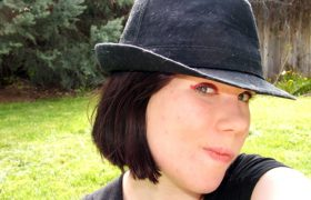 Cousin Janet Relentlessly Committed to Wearing Fedora